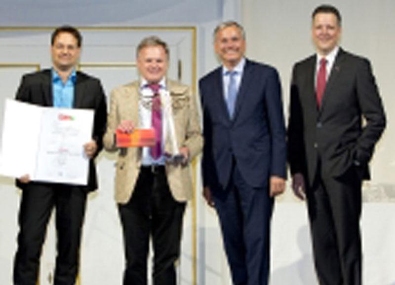 BESTES KMU 2015 - Wenzel Logistics GmbH