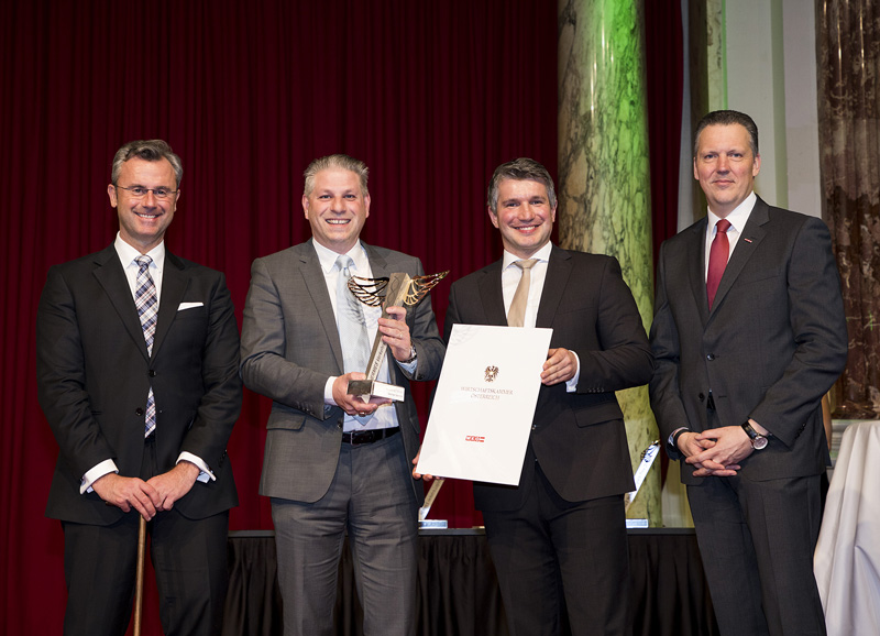 BESTES KMU 2018 - Saexinger GmbH