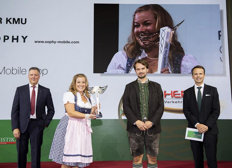 BESTES KMU 2020 - SOPHY GmbH