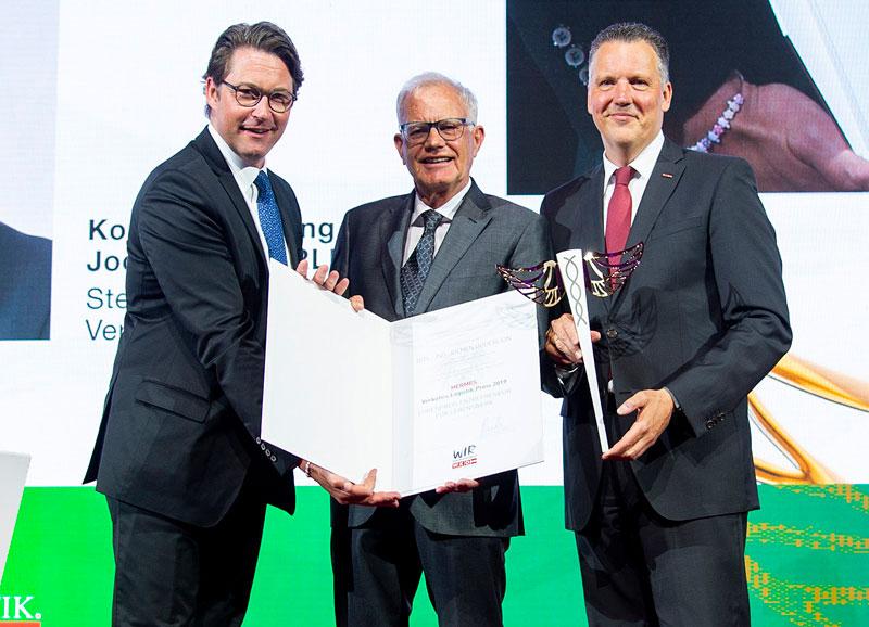 ENTREPRENEUR 2019 - KR Dipl.-Ing. Jochen DÖDERLEIN - Stern & Hafferl Verkehrs-GmbH